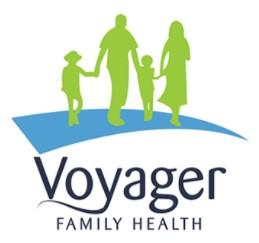 Voyager Family Health Logo